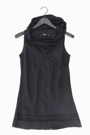 Zero Kleid Größe 34 schwarz aus Baumwolle