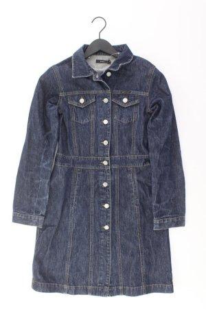 Zero Kleid Größe 36 blau aus Baumwolle