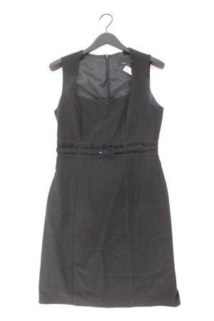 Zero Kleid Größe 40 schwarz aus Polyester