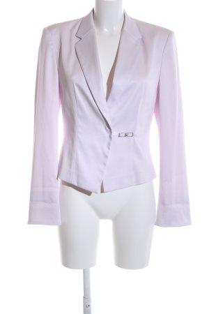 Zero Kurz-Blazer lila Business-Look