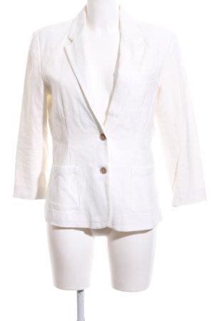 Zero Kurz-Blazer weiß Elegant