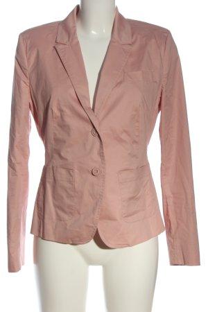Zero Blazer corto rosa estilo «business»