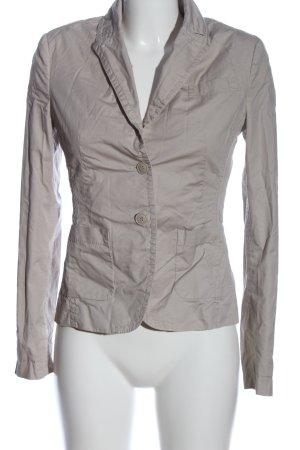 Zero Kurz-Blazer beige Casual-Look