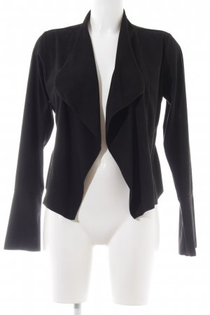 Zero Kurz-Blazer schwarz Elegant