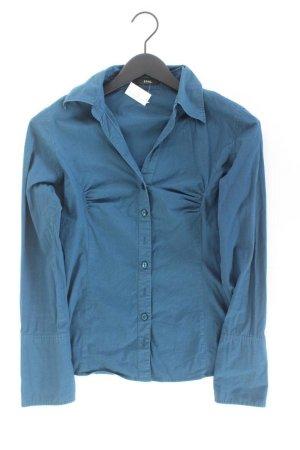 Zero Camicetta a maniche lunghe blu-blu neon-blu scuro-azzurro