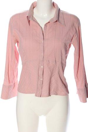 Zero Langarmhemd pink Casual-Look