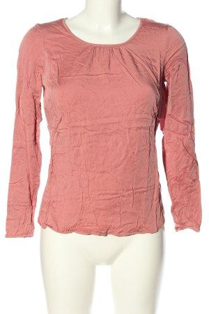 Zero Longsleeve pink Casual-Look
