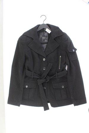 Zero Mantel Größe 40 neuwertig schwarz