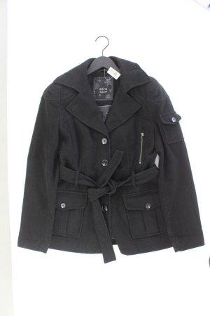 Zero Mantel schwarz Größe 40