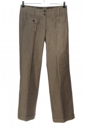 Zero Marlene Trousers natural white business style