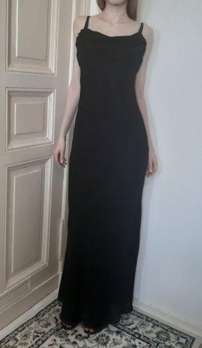 Zero Maxi Kleid Abendkleid Abiball Prom Schwarz
