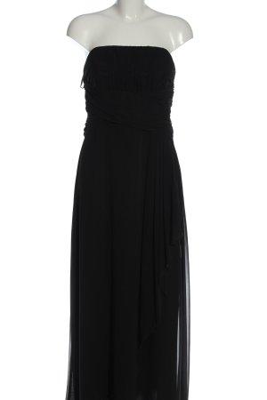 Zero Maxi abito nero elegante
