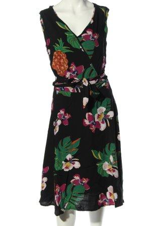 Zero Sukienka midi Na całej powierzchni W stylu biznesowym