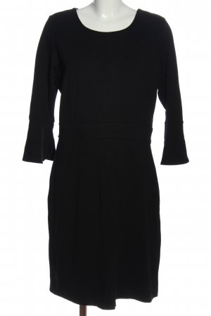 Zero Midi Dress black casual look