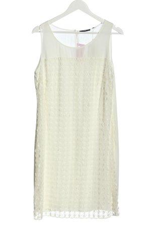 Zero Mini Dress natural white party style