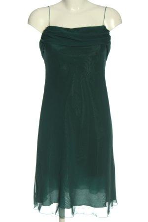 Zero Sukienka mini zielony Elegancki