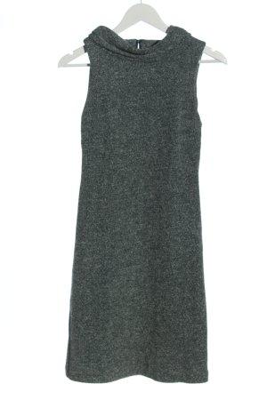 Zero Mini Dress khaki flecked casual look