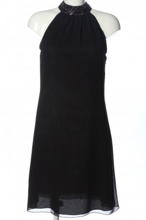 Zero Halter Dress black elegant