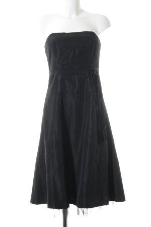 Zero Vestido con enagua negro Estilo años 50