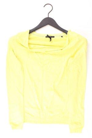 Zero Pullover gelb Größe 34
