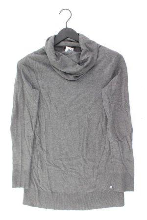 Zero Pullover grau Größe 38