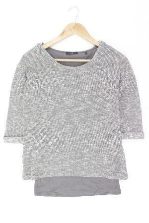 Zero Pullover grau Größe S