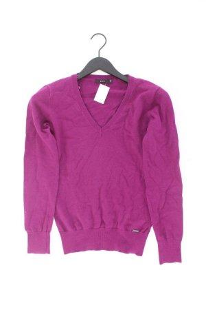 Zero Pullover lila Größe 36