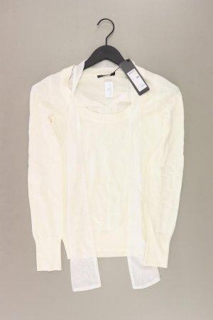 Zero Pullover neu mit Etikett Größe 34 Neupreis: 44,95€! creme aus Baumwolle