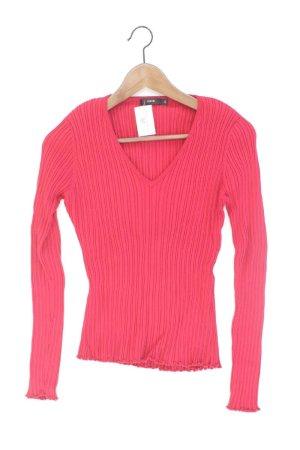 Zero Pullover rot Größe 42