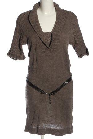 Zero Pulloverkleid braun Casual-Look