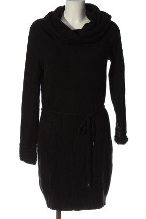 Zero Pulloverkleid schwarz Casual-Look