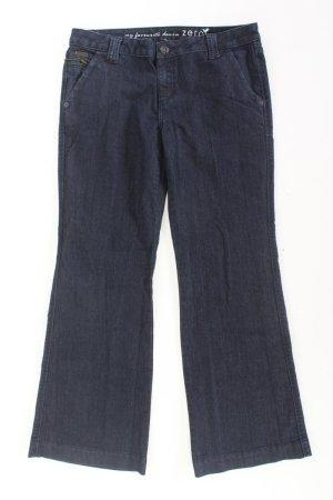 Zero Regular Jeans Größe 44/L33 blau