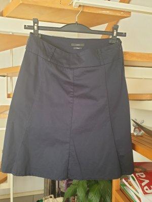 Zero Spódnica w kształcie tulipana niebieski