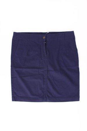 Zero Skirt blue-neon blue-dark blue-azure cotton