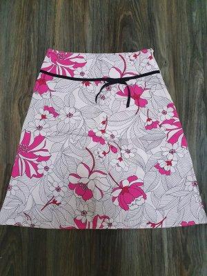 Zero Spódnica midi jasny różowy-różowy