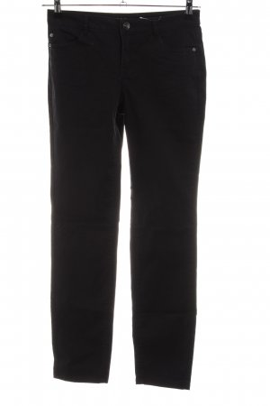 Zero Jeans cigarette noir style décontracté