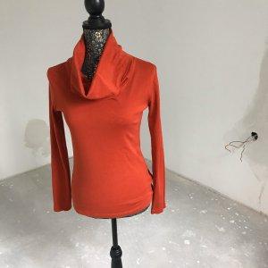 Zero Turtleneck Shirt bright red