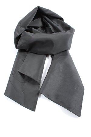 Zero Châle au tricot gris clair style décontracté