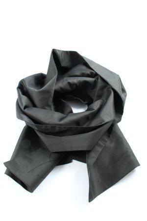 Zero Schoudersjaal zwart casual uitstraling