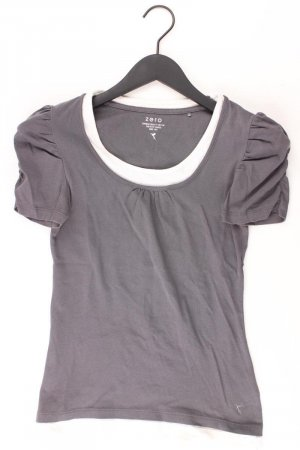 Zero Shirt grau Größe S