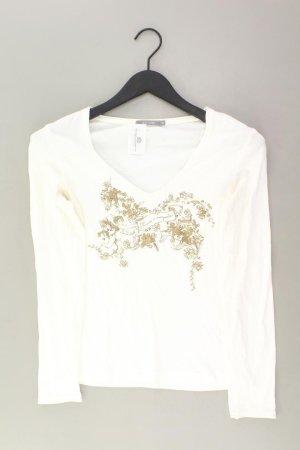 Zero Shirt Größe 36 creme aus Baumwolle