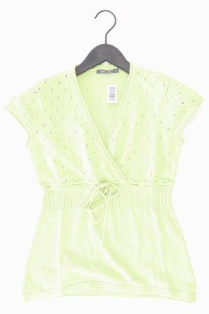 Zero Shirt Größe 38 grün aus Baumwolle