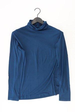 Zero Shirt Größe 44 türkis aus Viskose