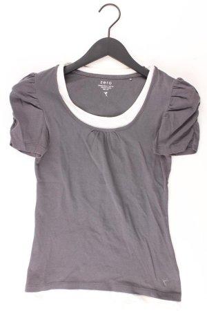 Zero Shirt Größe S grau