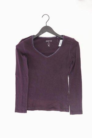 Zero Shirt lila Größe 36