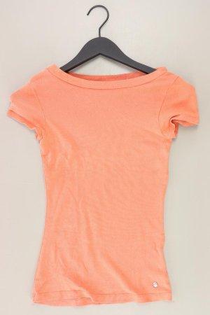 Zero Shirt orange Größe 34