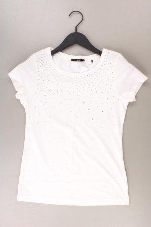 Zero Shirt weiß Größe 34