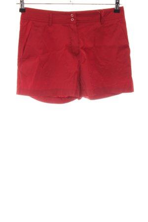 Zero Shorts rot Casual-Look