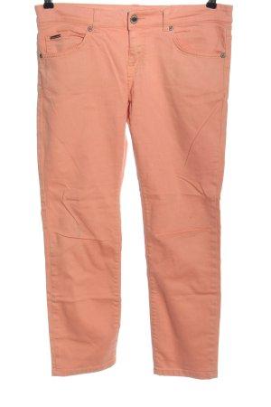 Zero Jeans skinny color carne stile casual