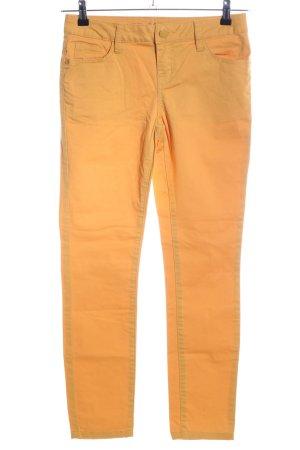Zero Skinny Jeans hellorange Casual-Look